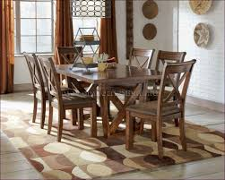 dining room rustic square dining room table dining chairs with