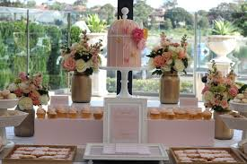 pink and gold cake table decor wedding cake table decoration ideas wedding cake table ideas for