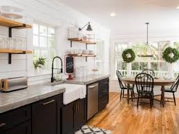 fixer kitchen cabinets is black the next big kitchen trend design studio