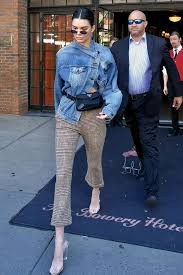 kendall jenner casual kendall jenner s best style looks for 2017 footwear