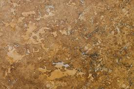 travertine stone floor tile abstract background closeup stock