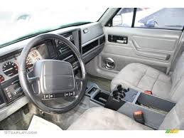 Jeep Cherokee Sport Interior 1995 Jeep Cherokee Sport Interior Photo 59609654 Gtcarlot Com