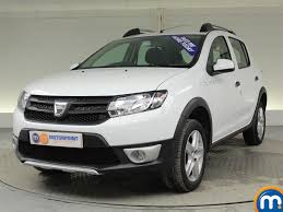 renault sandero stepway 2013 used dacia sandero stepway cars for sale in motherwell