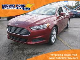 2014 ford fusion sound system used 2014 ford fusion se orange sedan serving charleston