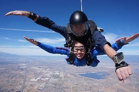 tandem skydiving los angeles skydive perris