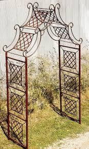 85 best arbors and trellises images on pinterest garden trellis