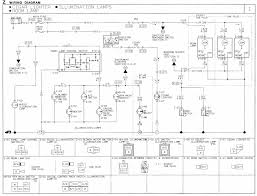 1991 mazda b2600i wiring diagram dome light door switch