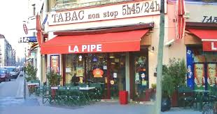 Bureau De Tabac Ouvert Le Soir Lyon 100 La Pipe Lendix