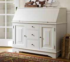 Oxford Secretary Desk Graham Secretary Desk Large Pottery Barn Office Furniture