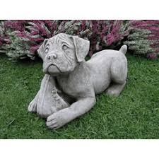 boxer dog statue buy animal garden ornaments cat and dog ornaments farmyard