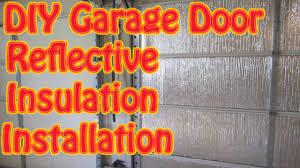 Insulating Garage Door Diy by Insulating Garage Door Insulating Garage Door Panels 4 Large