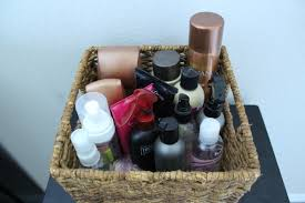 11 Must Have Sink Accesories And Products To Organize My Sink by Organizing Natural Hair Products Curly Corner