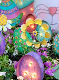 Large Outdoor Easter Decorations by Outdoor Easter Decorations Turtle Creek Lane Turtle Creek Lane