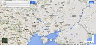 Maps Google Cmo Global Chaos Mapfail