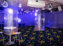 Blacklight Rugs Cinemashop Fluorescent Home Theater Carpet Glows Under Black