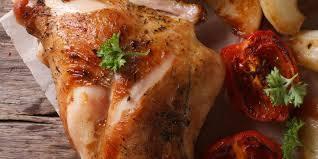 cuisiner lapin au four lapin au four et tomates confites recettes femme actuelle