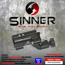 Home Design By Pakin Review Sinner Rotary Tattoo Machines Home Facebook