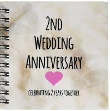 3drose db 154429 2 2nd wedding anniversary gift cotton