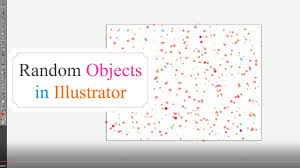 adobe illustrator random pattern adobe illustrator tutorial random object fill youtube