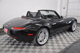 bmw alpina z8 five bmw alpina z8 roadsters available for purchase at ohio dealer