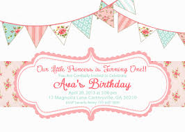 shabby chic baby shower invitations u2013 gangcraft net