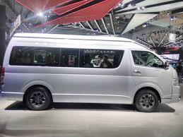 nissan caravan side view toyota hiace luxury at giias 2017 dashboard indian autos blog
