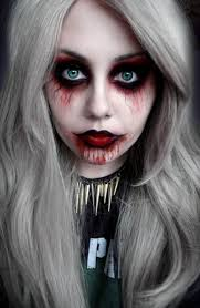 Scary Monsters For Halloween Complete List Of Halloween Makeup Ideas 60 Images