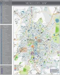 Map Of Cabo Mexico by Mexico City Maps Mexico Maps Of City Of Mexico