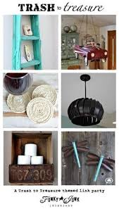 trash to treasure ideas home decor trash to treasure projects by chartloff websites pinterest