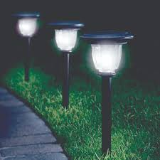 Landscaping Lighting Kits by Lighting Defiant Motion Security Light Solar Landscape Lights