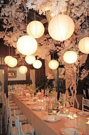 decorating modern country style new years wedding decorations