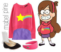 mabel sweater gravity falls mabel pines best 25 gravity falls costumes ideas on