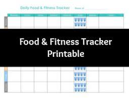 printable daily food intake journal free printable food and fitness tracker