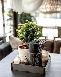 ideas for kitchen table centerpieces outstanding kitchen table decoration ideas kitchen table