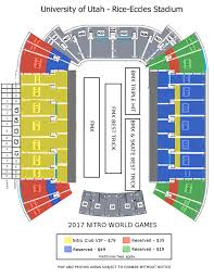 house of reps seating plan nitro world games utah tickets