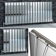 chrome horizontal radiator ebay