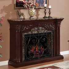 Electric Fireplace With Mantel Insert Electric Fireplace With Mantel Build The Mantel
