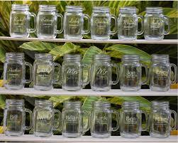 mason jar mugs 17 wedding groomsmen gifts wedding party