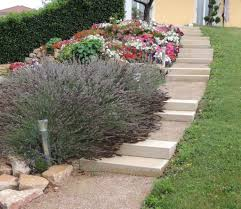 bloc marche escalier exterieur terrasse u2013 dallage u2013 escalier paysages floreal u2013 paysagistes