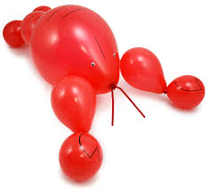 crawfish decorations party ideas by mardi gras outlet create a crawfish balloon decoration