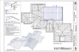 56 roof framing plan samples gable roof plan drawing gable roof