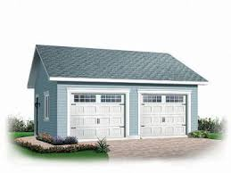 2 car garage plans detached two car garage plan 028g 0023 at