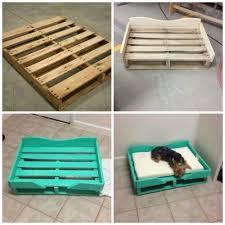 25 Best Diy Pallet Bed by Best 25 Dog Bed Pallets Ideas On Pinterest Doggie Beds Diy Dog
