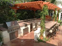 outdoor kitchen best outdoor kitchen countertop ideas design and