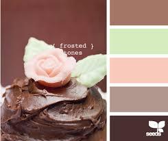 my wedding theme colors mint green mocha brown u0026 pastel pink