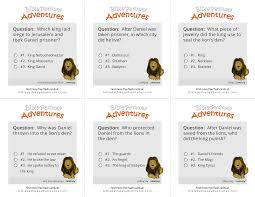 bible flashcards daniel in the lion u0027s den free download