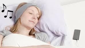 Comfortable Sleeping Headphones Sleepphones