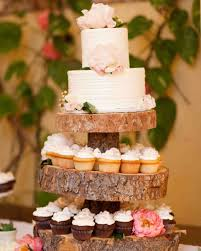wedding cake and cupcake ideas unique wedding cakes martha stewart weddings
