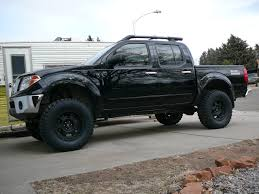 lifted nissan car ninjaboy636 2008 nissan frontier crew cabnismo pickup 4d 5 ft