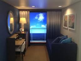 Royal Caribbean Interior Room - debate why you should book an interior stateroom royal